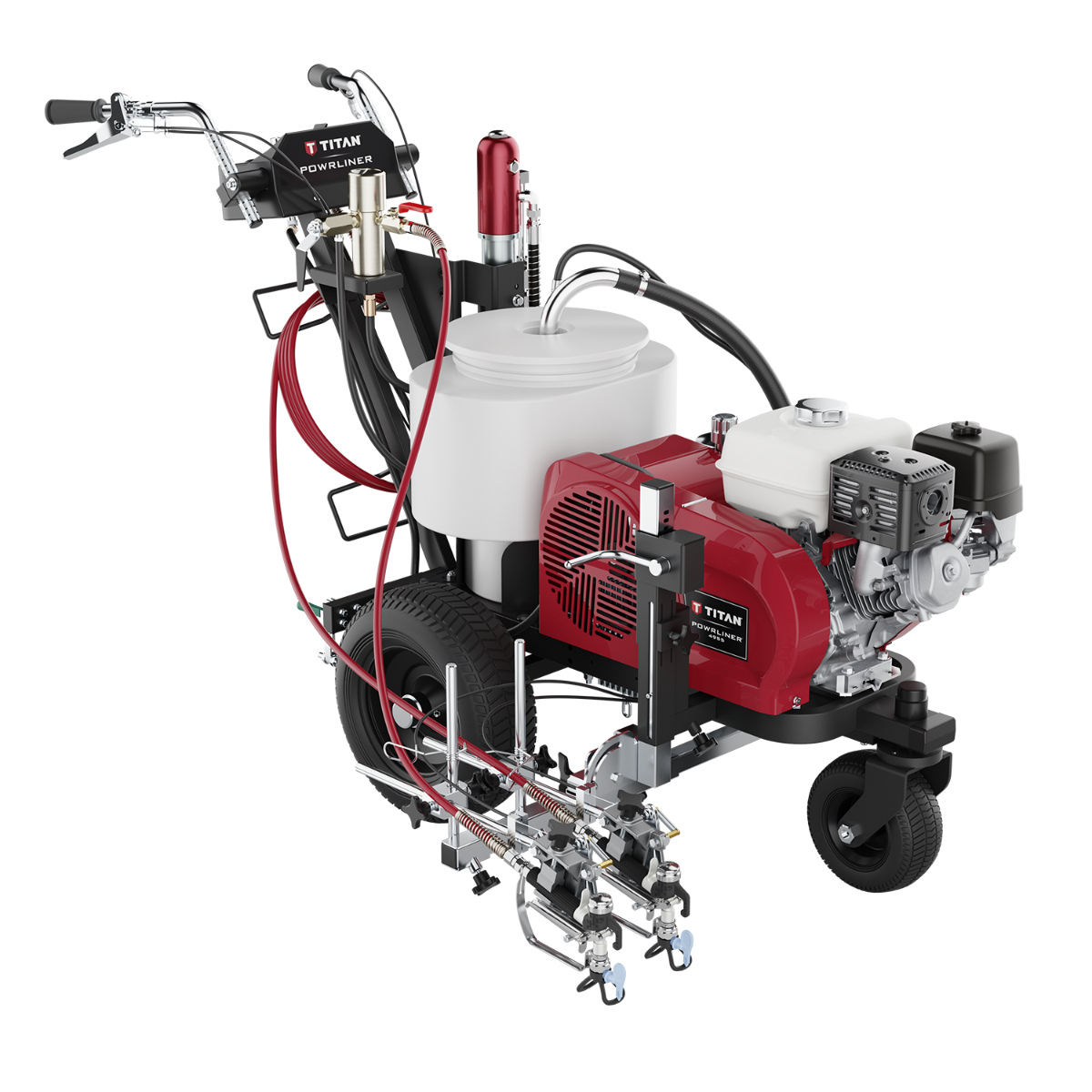 PwrLiner 4955   Hydraulic Field Marking   Titan Tool