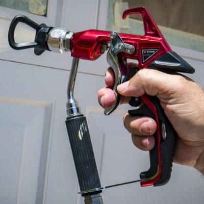RX-Apex gun in a hand